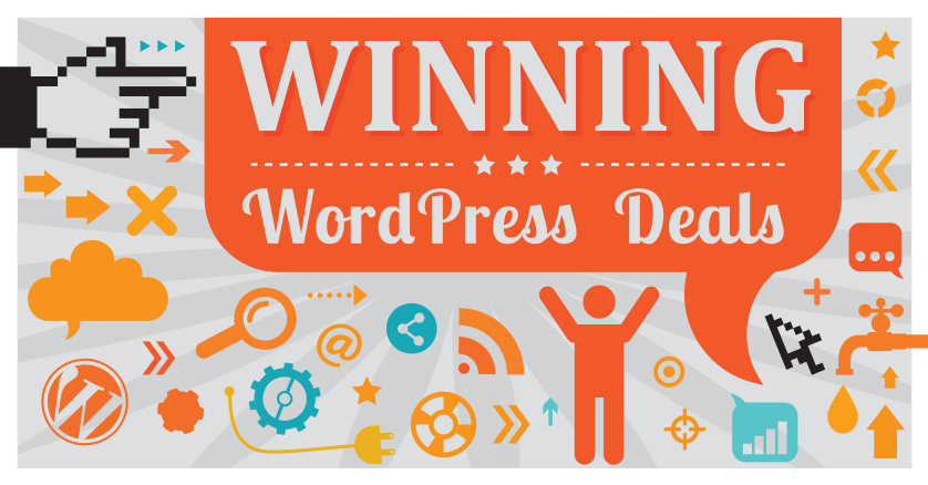Winning WordPres Deals & Coupons