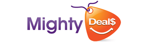 Mighty Deals Logo