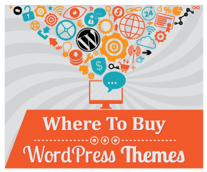 Where To Buy WordPress Themes