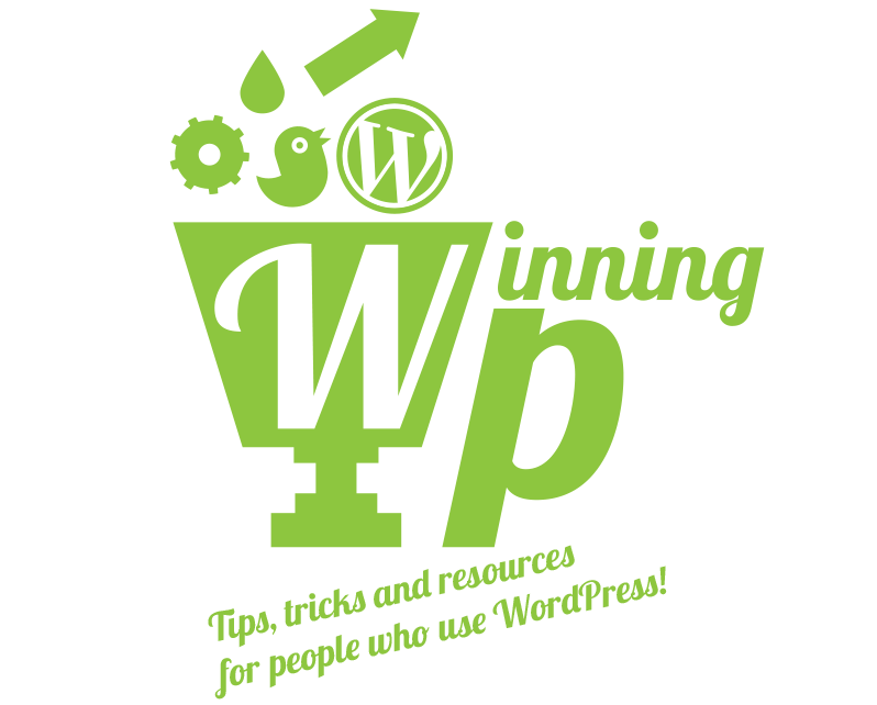 WinningWP - Tips, tricks and resources for people who use WordPress