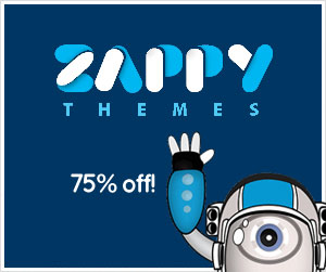Zappy Themes Deal - 75% off Developer Plan