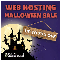 SiteGround Deal - Up to 70% OFF