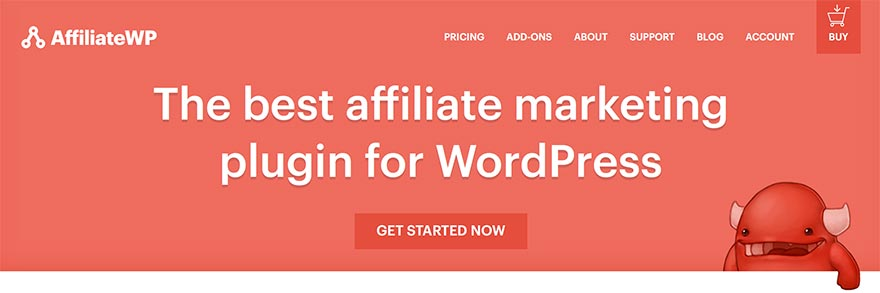 AffiliateWP Review - Featured Image
