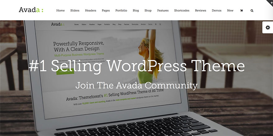 Avada WordPress Theme Review - Featured Image