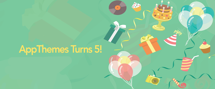 AppThemes Anniversay Coupon Code