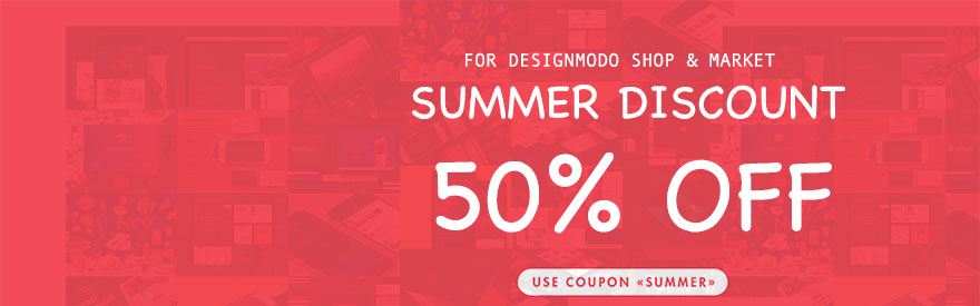 Designmodo Summer Deal - Featured Image