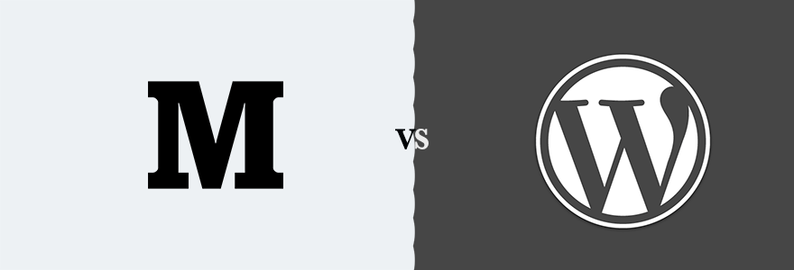 Medium vs WordPress