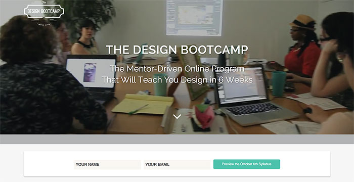 The Design Bootcamp