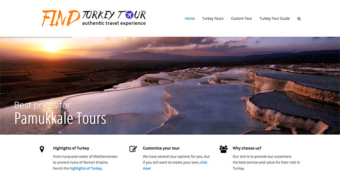 Find Turkey Tour