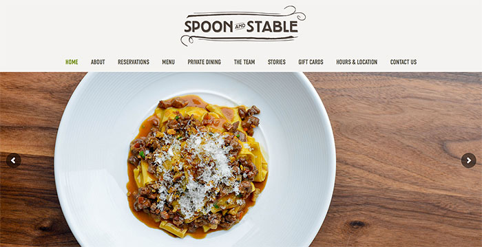 Spoon and Stable