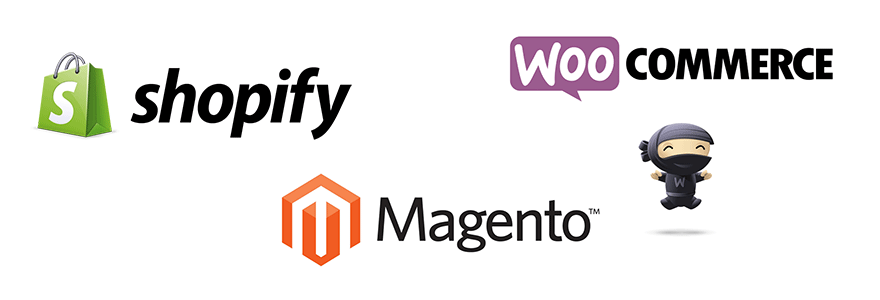 Shopify, Magento or WooCommerce