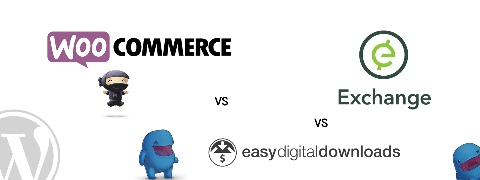 WooCommerce, Easy Digital Downloads or iThemes Exchange - WordPress eCommerce Plugins