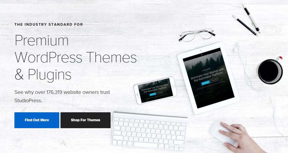 StudioPress Themes Review