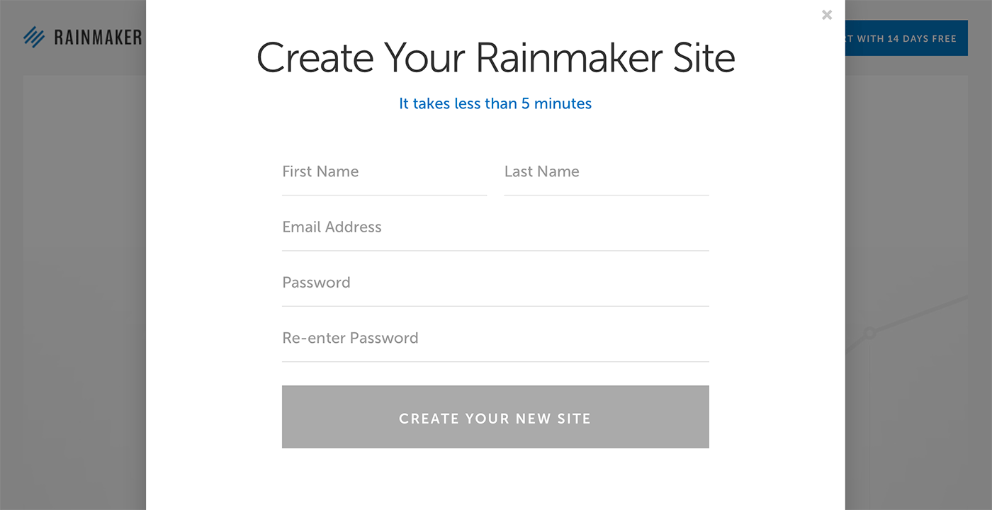 Rainmaker Platform Review - Getting Started