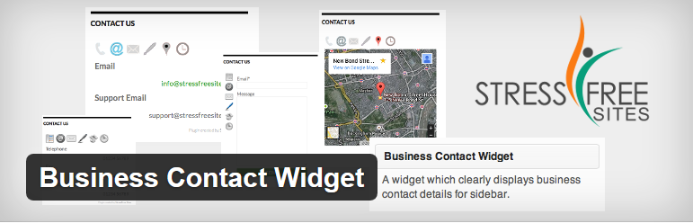business-contact-widget