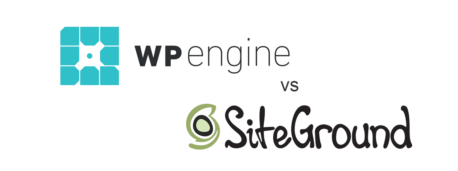 WPEngine vs SiteGround WordPress Hosting