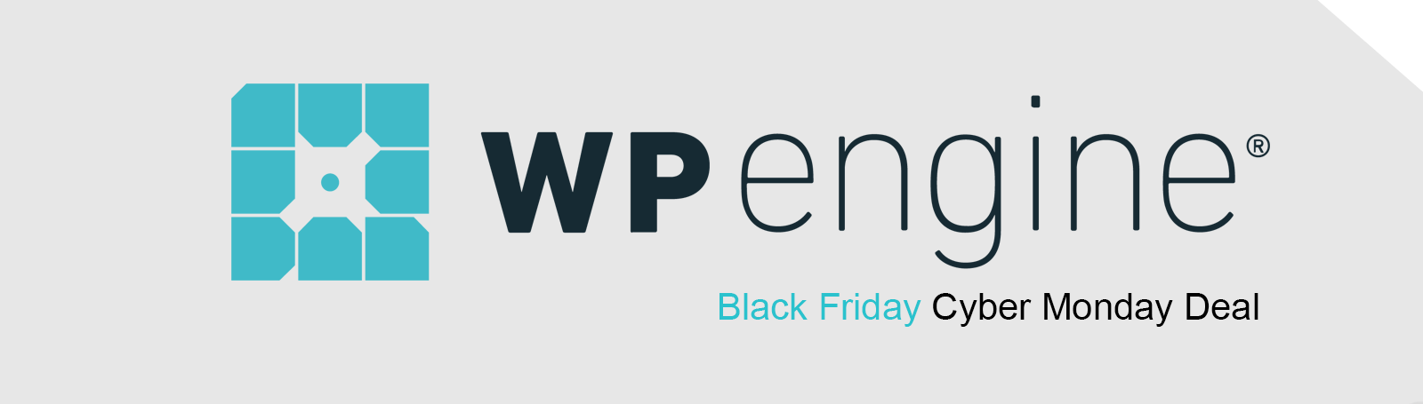 WPEngine Black Friday Deal 2017