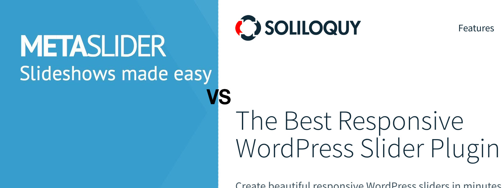 metaslider vs soliloquy slider plugins