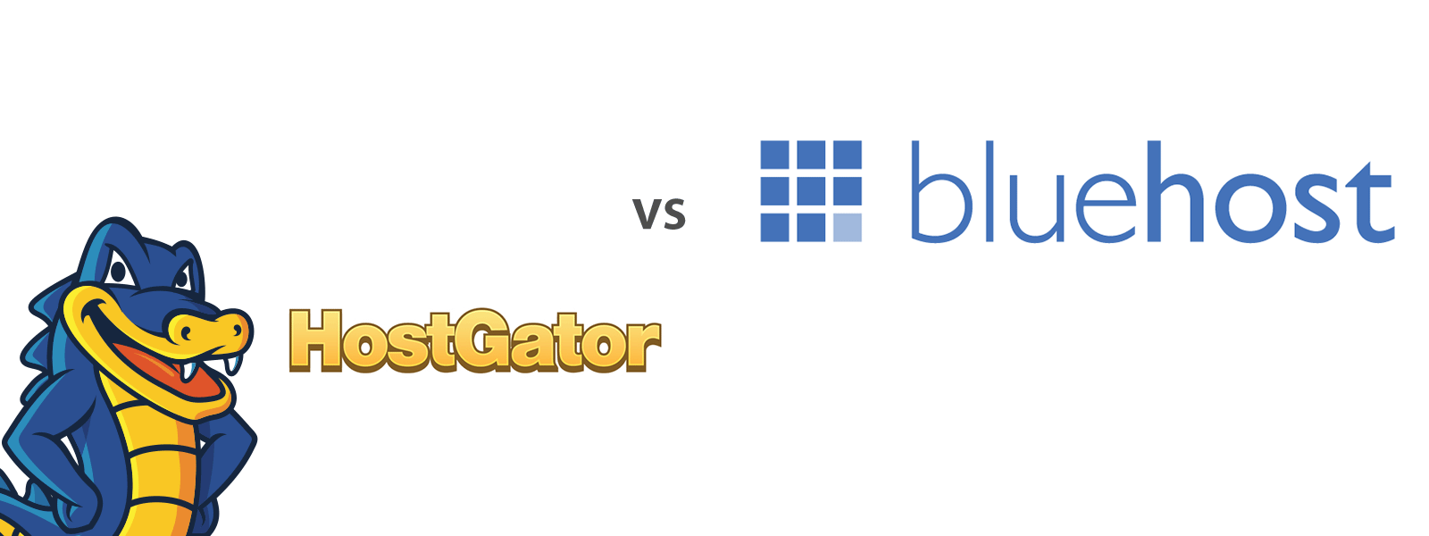 Bluehost vs HostGator for WordPress
