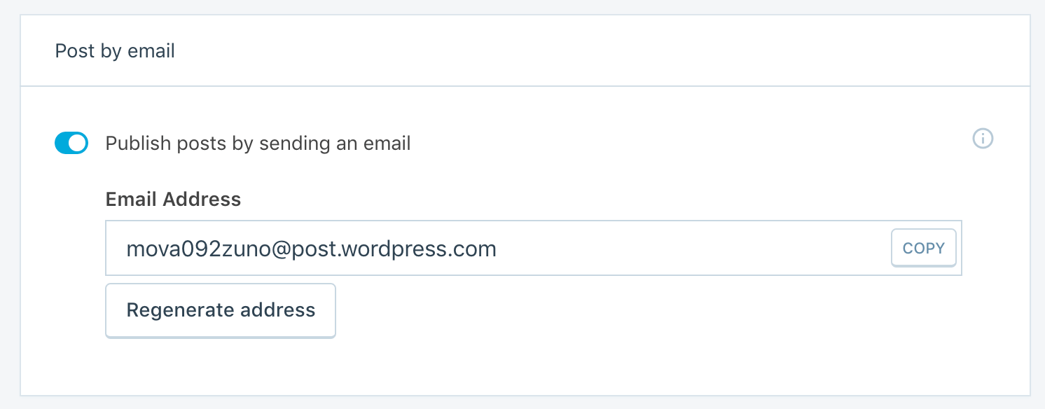 Publish Posts via Email in WordPress using Jetpack