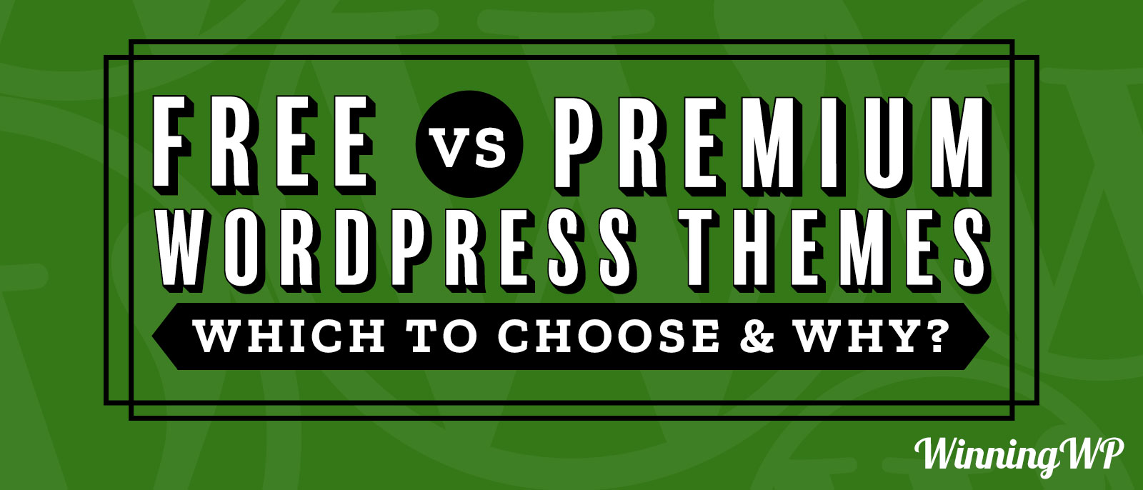free-vs-premium-wordpress-themes