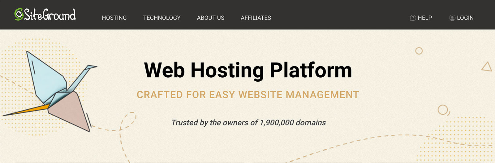 Cheap Buy Siteground  Hosting